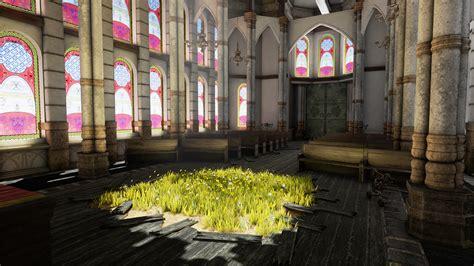 aeriths church vr mario petricevic