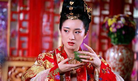 chinese film golden flower gong li the chinese garbo