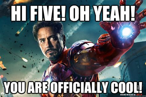 Iron Man Meme - how to become the quot iron man quot of analytics blog