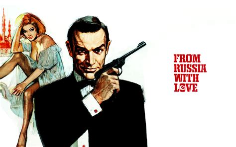 james bond from russia with love from russia with love wallpapers 17