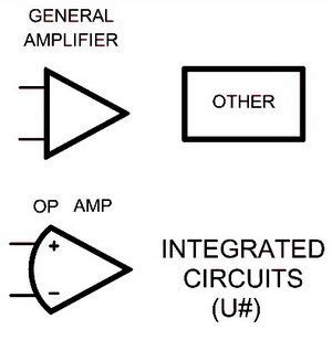 integrated circuits names electrical wiring schematic diagram symbols integrated circuits diy tips tricks ideas