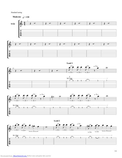 theme music unbroken age of mythology theme guitar pro tab by misc computer