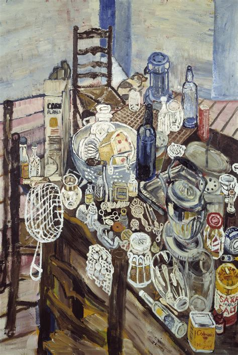 Kitchen Collection Uk by Still Life With Chip Frier John Bratby Tate
