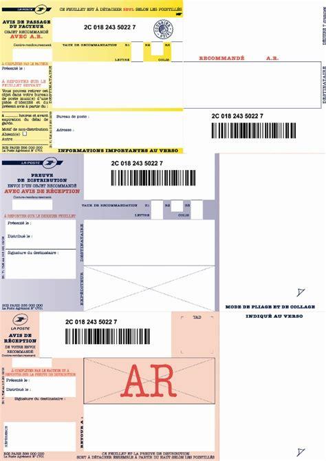 File La Poste Avis De R 233 Ception Stationery Jpg Wikimedia Commons