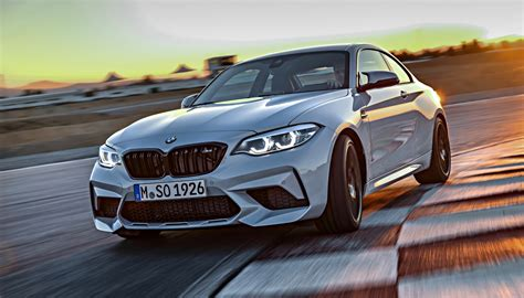 2019 Bmw Horsepower by 2019 Bmw M2 Competition Arrives With 405 Horsepower The