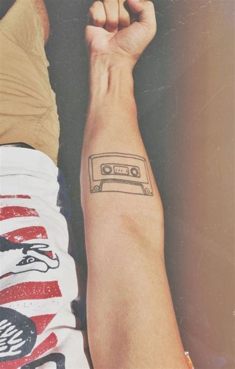 simple tattoo music photography pale indie hipster tumblr tattoo random