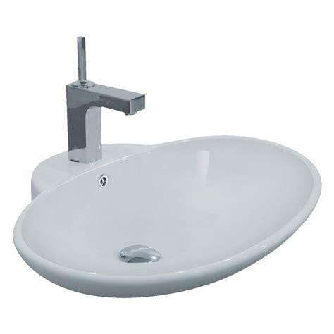 hole in bathroom sink porcelain ceramic single hole countertop bathroom vessel