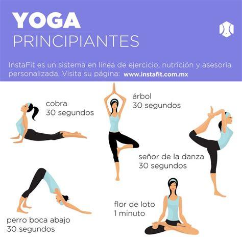 imagenes de posiciones de yoga faciles m 225 s de 25 ideas fant 225 sticas sobre yoga para principiante