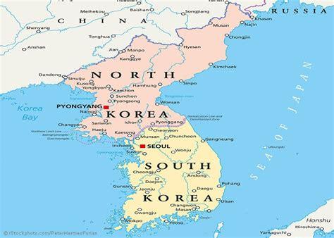 Karet Korea korea rundreisen durch s 252 d und nordkorea