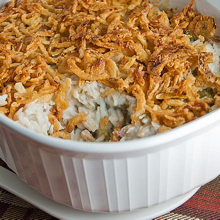 turkey  chicken  green bean casserole real mom