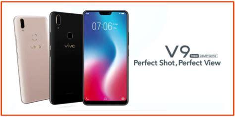 Harga Samsung Vivo V9 inilah spesifikasi vivo v9 paling lengkap