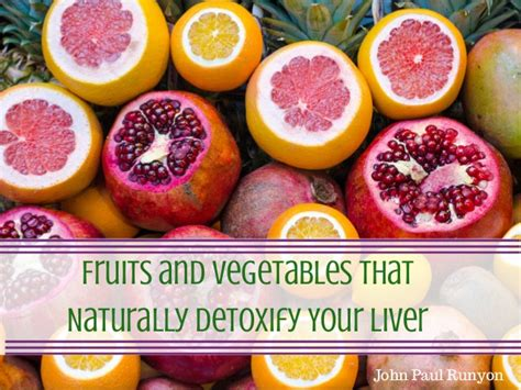 Best Vegetables That Detox Your Liver by Fruits And Vegetables That Naturally Detoxify Your Liver