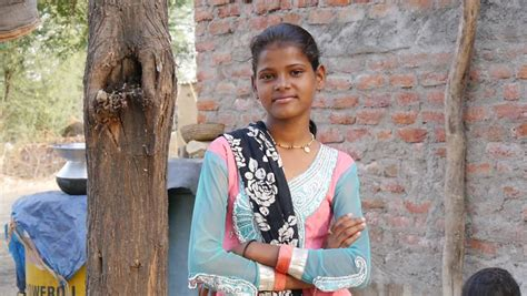 villegy girl image photos gwalior india april 25 2016 an unidentified indian