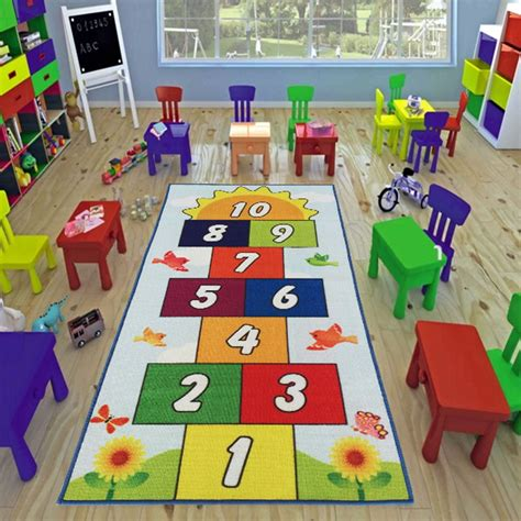 Preschool Mats For The Floor by Anti Slip Play Mat For Kindergarten Buy Baby Play