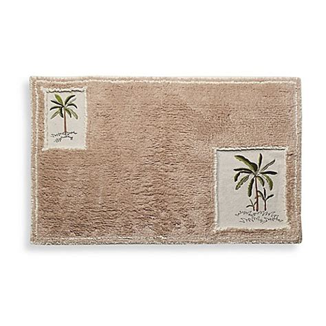 Bed Bath Beyond Bathroom Rugs Buy Croscill 174 Fiji Bath Rug From Bed Bath Beyond