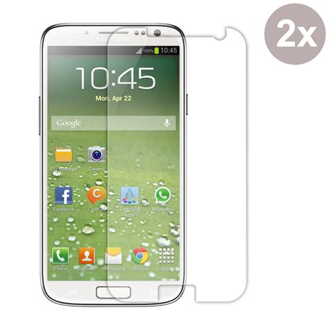 Tempered Glass Galaxy S4 Samsung Galaxy S4 Tempered Glass Screen Protector Pdair 10