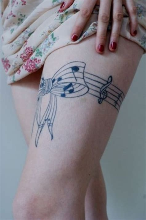 tattoo pain sheet music sheets and or notes 17 cool tattoos and their