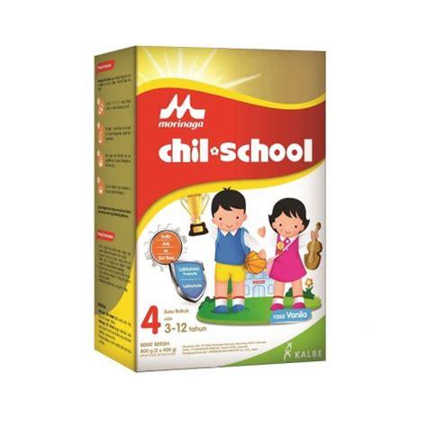 Morinaga Chilkid Reguler 800gr Vanila jual murah morinaga chil school tahap 4 box vanila 800 gr 2x400gr makanan di jakarta