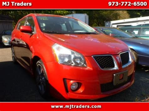 Perrine Pontiac by Pontiac Vibe In New Jersey For Sale Used Cars On Buysellsearch
