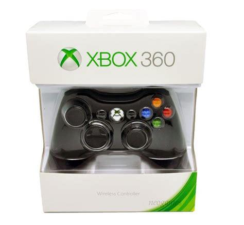 ebay xbox 360 controller official microsoft xbox 360 wireless controller black