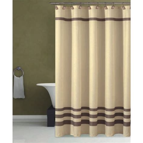 hotel shower curtain dr international bleecker hotel shower curtain in beige