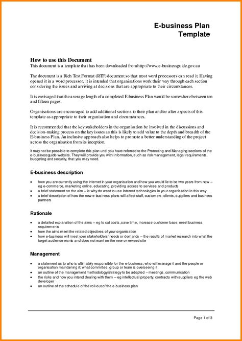 simplified business plan template simple business plan template pictures to pin on
