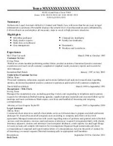 Investigative Assistant Sle Resume by Investigative Assistant Resume Exle Happy Faces Lithonia