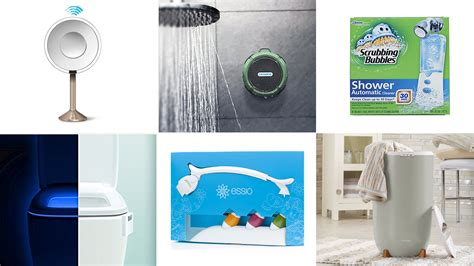 9 cool gadgets that will upgrade your bathroom drain