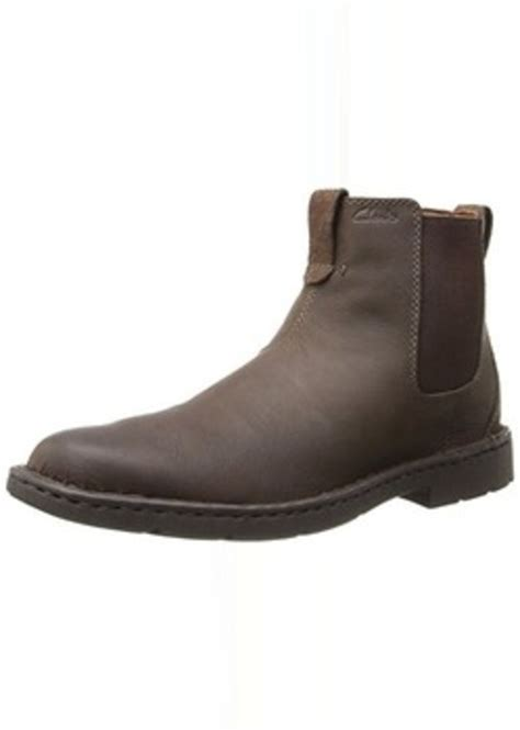 clarks chelsea boots mens clarks clarks s stratton hi chelsea boot shoes