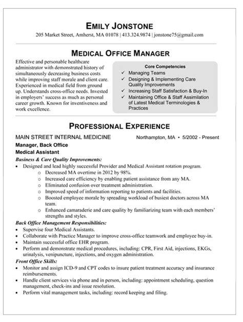 Front Desk Coordinator Job Description Medical Office Manager Resume Samples Ilivearticles Info