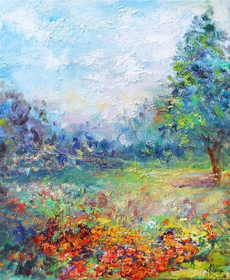 impressionist landscape paintings
