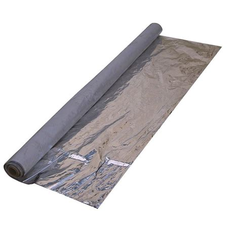 floorheat thermal reflecting foil for radiant floor