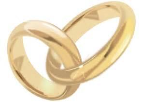image anneaux de mariage dessin 28309