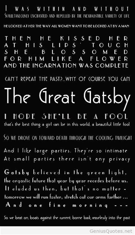 american dream theme great gatsby quotes great gatsby quote