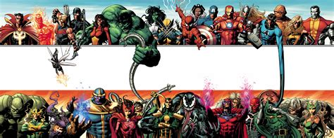 Marvel L by Gut Reaction All New All Different Marvel