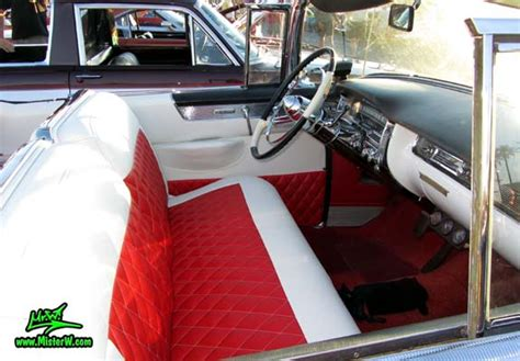 cars with bench front seats 1955 cadillac eldorado front seat bench 1955 cadillac