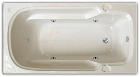 standard size bathtub nb401 standard size whirlpool bath tub bathtub w jets ebay