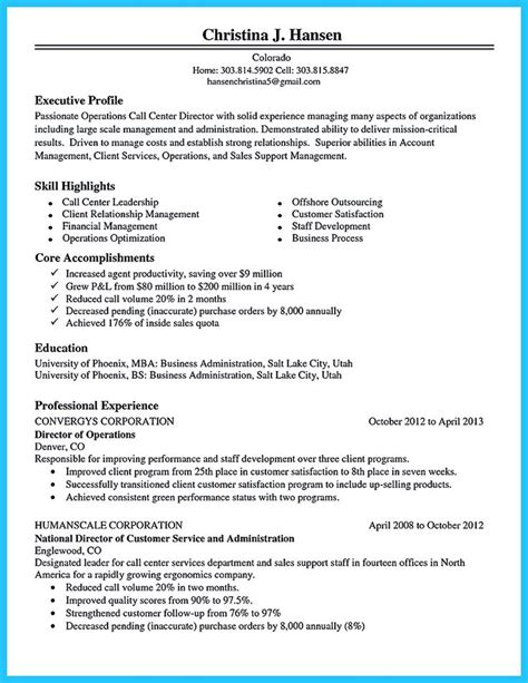 call center sle resume with no experience 192 best resume template images on resume