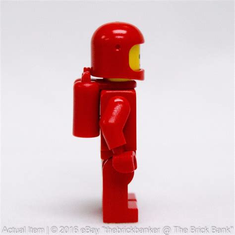 Lego Astronot lego vintage original sp005 classic space astronaut minifigure with airtanks the brick bank