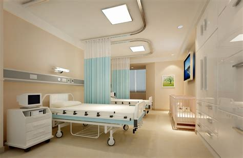 Ward Interiors by Hospital Wards Interior Design 3d House Free 3d House