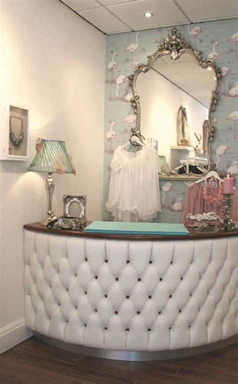 Boutique Reception Desk Receptions Wrap And Reception Desks On