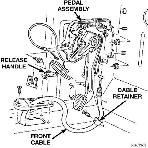 book repair manual 1996 chevrolet 1500 parking system service manual 2001 dodge durango how to adjust parking brake dorman 174 dodge durango 2000