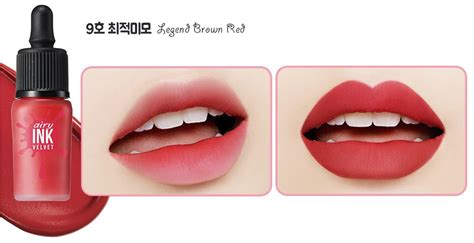 Peripera Ink The Airy Velvet New Colors peripera ink the airy velvet 8g mlbb lip tint ebay