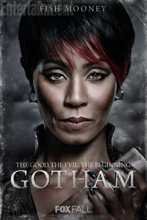 gotham adds jada pinkett smith to its list of rogues jada pinkett smith as fish mooney