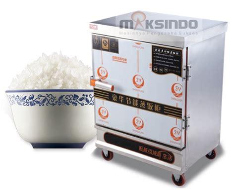 Rice Cooker Kapasitas Besar mesin rice cooker kapasitas besar toko mesin maksindo bogor