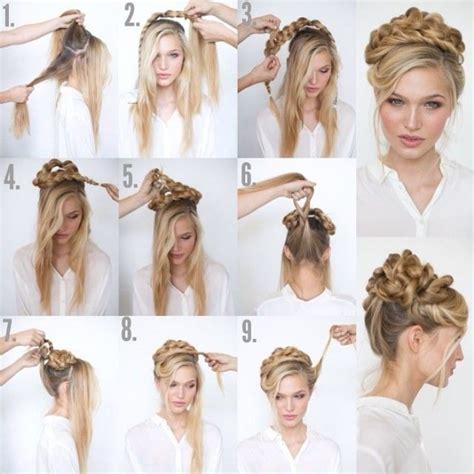 10 tutoriales paso a paso de peinados fáciles y rápidos