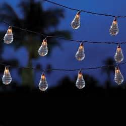 Patio Decorative Lights Vintage 10 Bulb String Lights In Clear Bed Bath Beyond