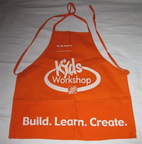 home depot apron out of stock