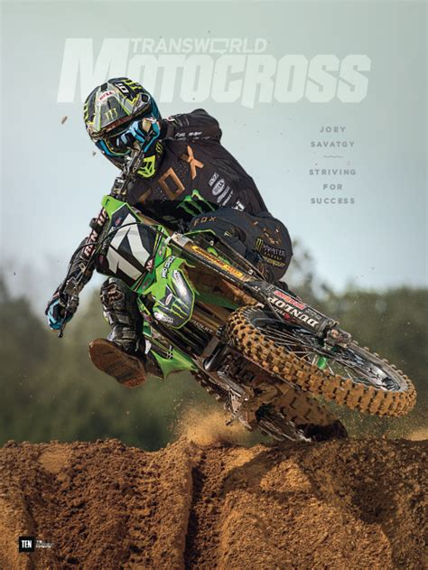 transworld motocross subscription june 2017 transworld motocross