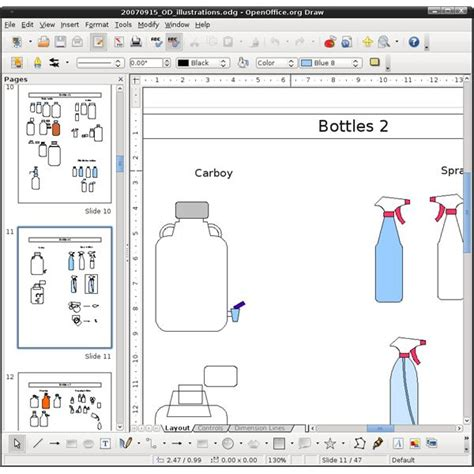 microsoft drawing programs openoffice tutorial introduction to openoffice org